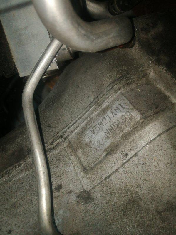 Мкпп Mitsubishi Pajero Io H77W 4G94 (б/у)