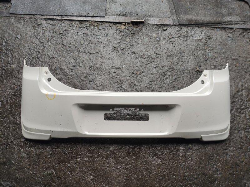 Бампер Daihatsu Mira L275V задний (б/у)