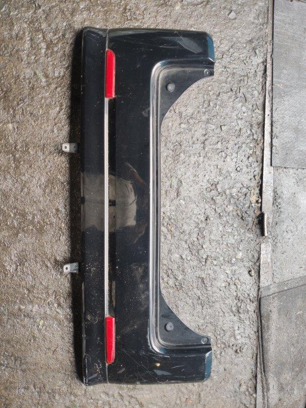 Бампер Daihatsu Tanto L360S задний (б/у)