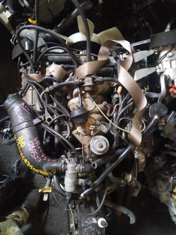 Двигатель Volvo 760Gle YV1764697J0045839 B280F (б/у)