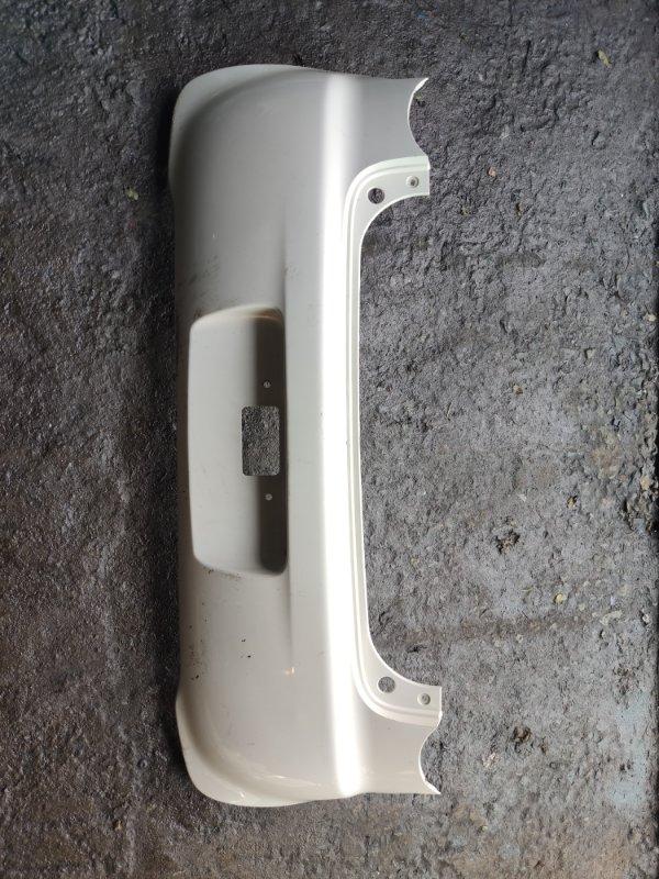 Бампер Daihatsu Move Latte L550S задний (б/у)