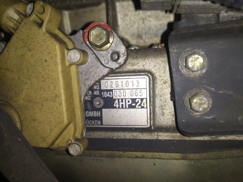 Акпп Land Rover Range Rover SALLPAMJ3YA439598 94D (б/у)