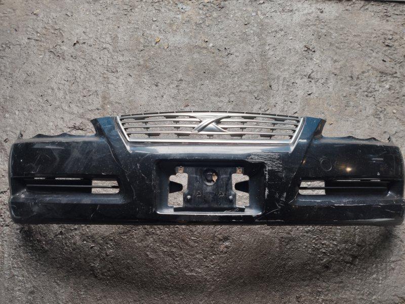 Бампер Toyota Mark X GRX120 передний (б/у)