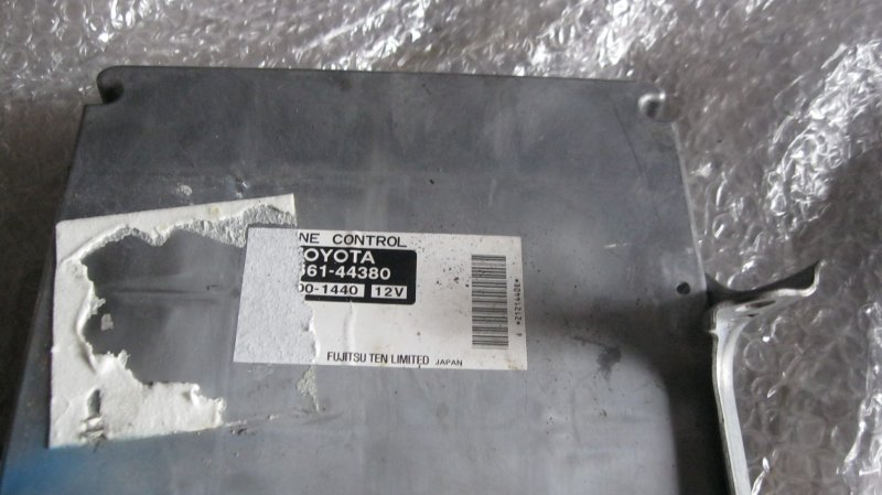 Блок управления двс Toyota Ipsum ACM26 2AZFE (б/у)