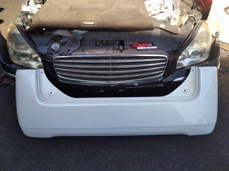 Бампер Daihatsu Tanto L350S задний (б/у)