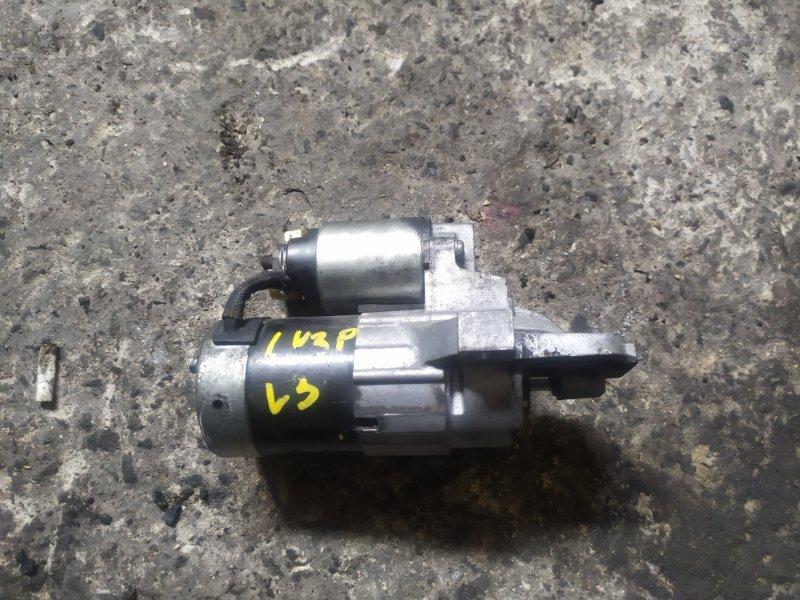 Стартер Mazda Mpv LY3P L3VE (б/у)
