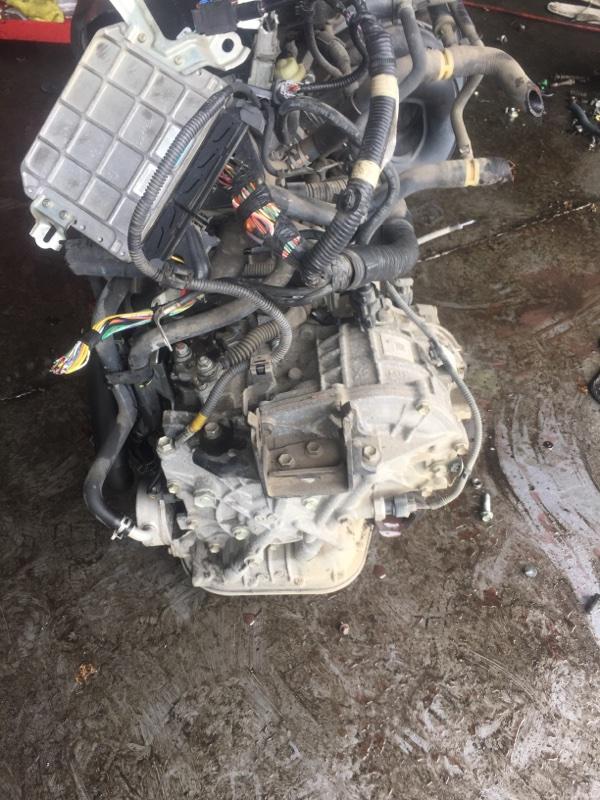 Акпп Toyota Ractis SCP100 2SZFE (б/у)