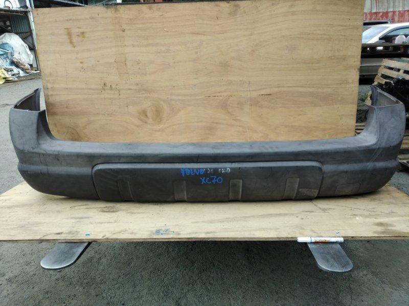 Бампер Volvo Xc70 задний (б/у)