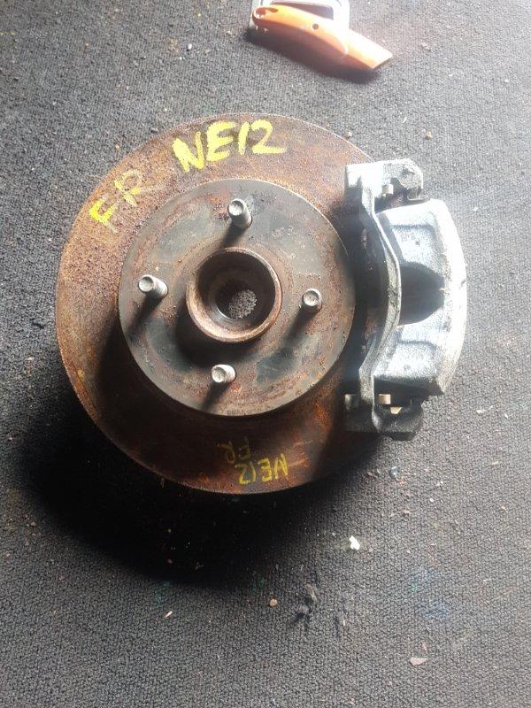 Ступица Nissan Note NE12 HR12 передняя правая (б/у)