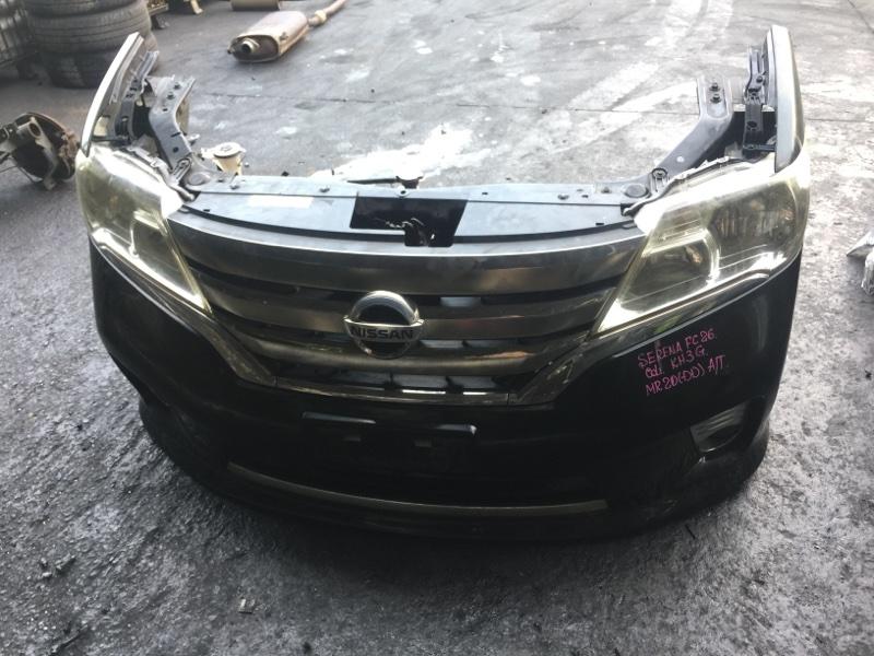 Nose cut Nissan Serena FC26 MR20DD (б/у)