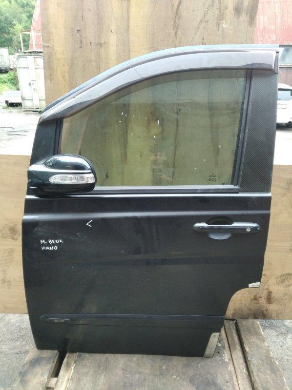 Дверь Mercedes-Benz Viano передняя левая (б/у)