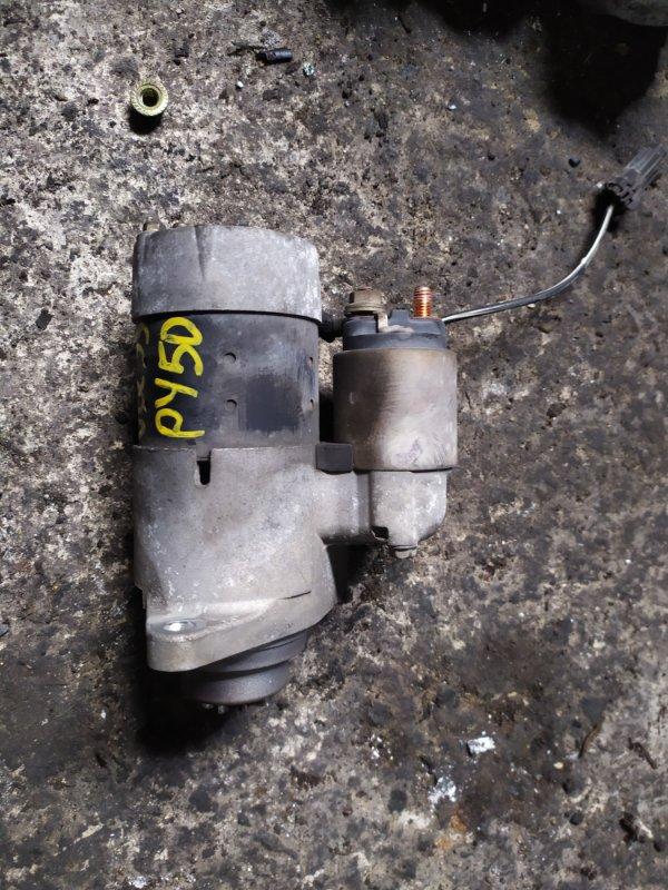 Стартер Nissan Fuga PY50 VQ35DE (б/у)