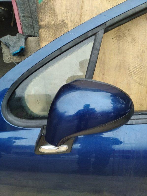 Зеркало Peugeot 207 левое (б/у)