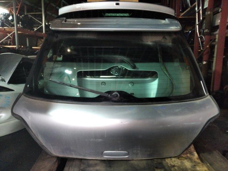Дверь 5-я Subaru Impreza GG2 задняя (б/у)