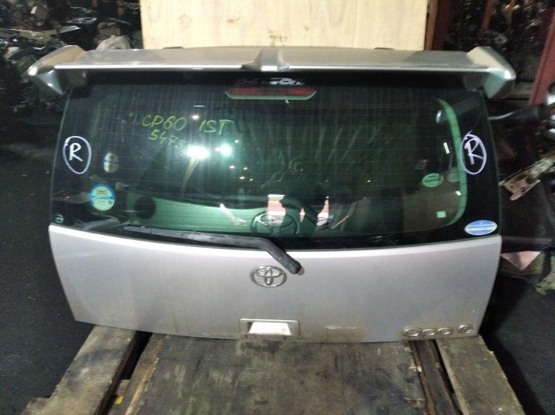 Дверь 5-я Toyota Opa ZCT10 задняя (б/у)