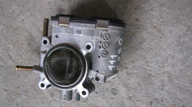 Заслонка дроссельная Mercedes-Benz C180 W203 111 (б/у)