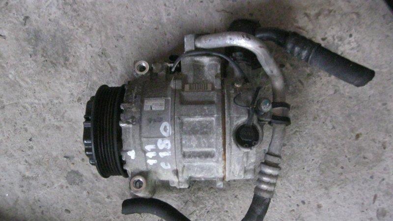 Компрессор кондиционера Mercedes-Benz C180 W203 111 (б/у)