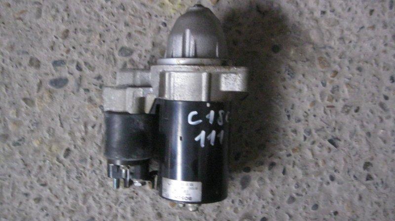 Стартер Mercedes-Benz C180 W203 111 (б/у)