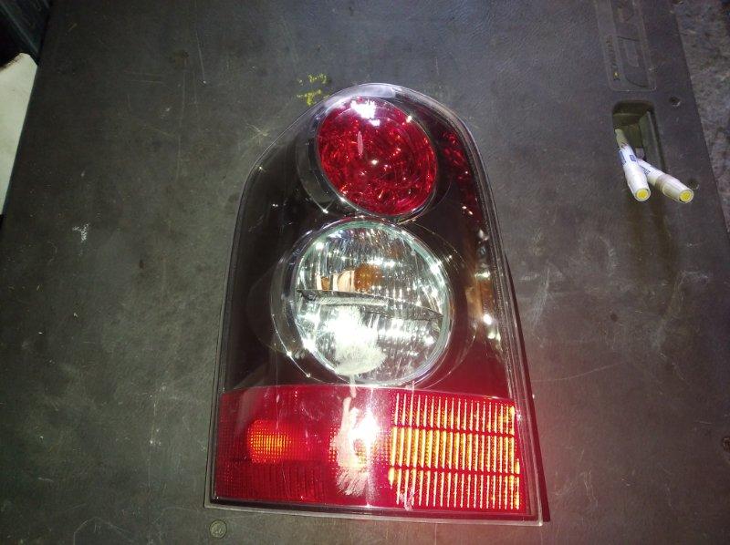 Стоп-сигнал Mazda Mpv LW3W задний левый (б/у)
