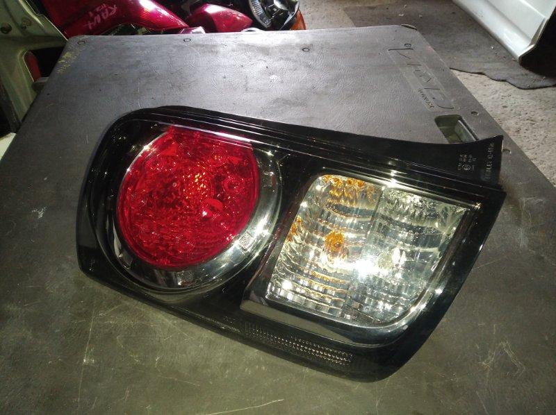 Стоп-сигнал Toyota Rumion ZRE152 задний левый (б/у)