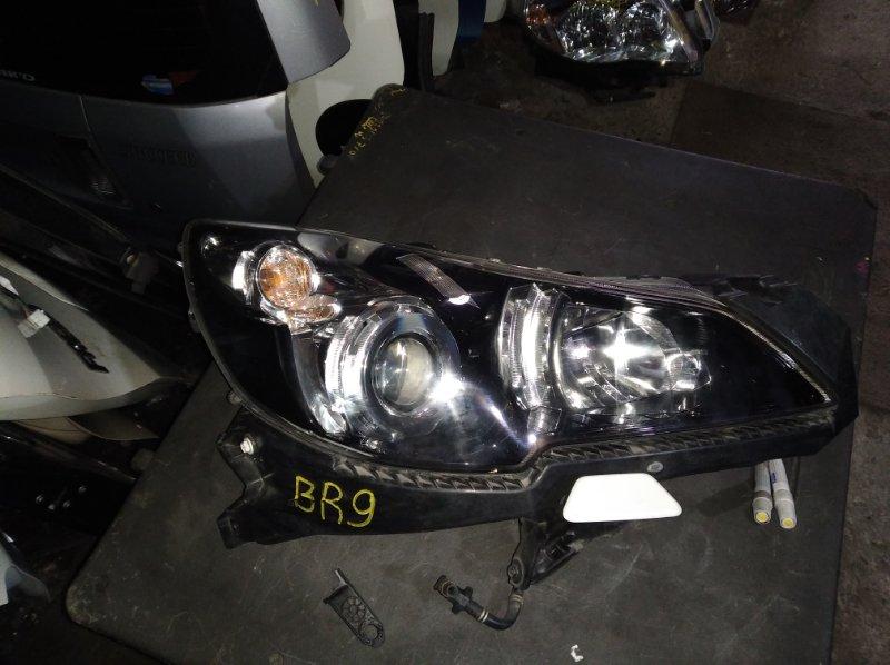 Фара Subaru Legacy BR9 передняя правая (б/у)
