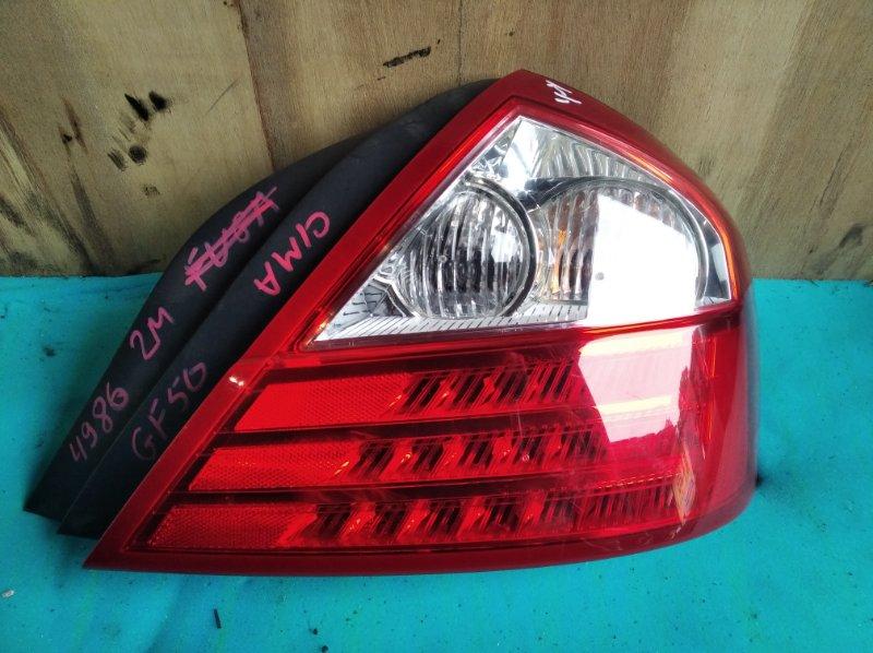 Стоп-сигнал Nissan Cima GF50 задний правый (б/у)