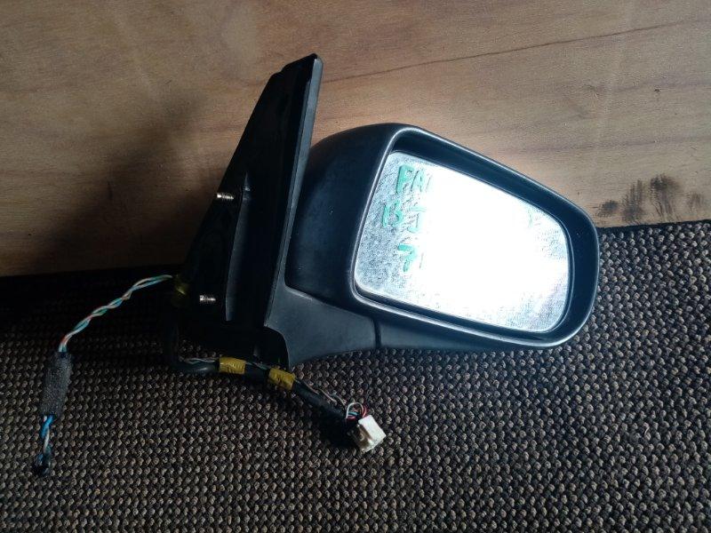 Зеркало Mazda Familia BJ5W переднее правое (б/у)