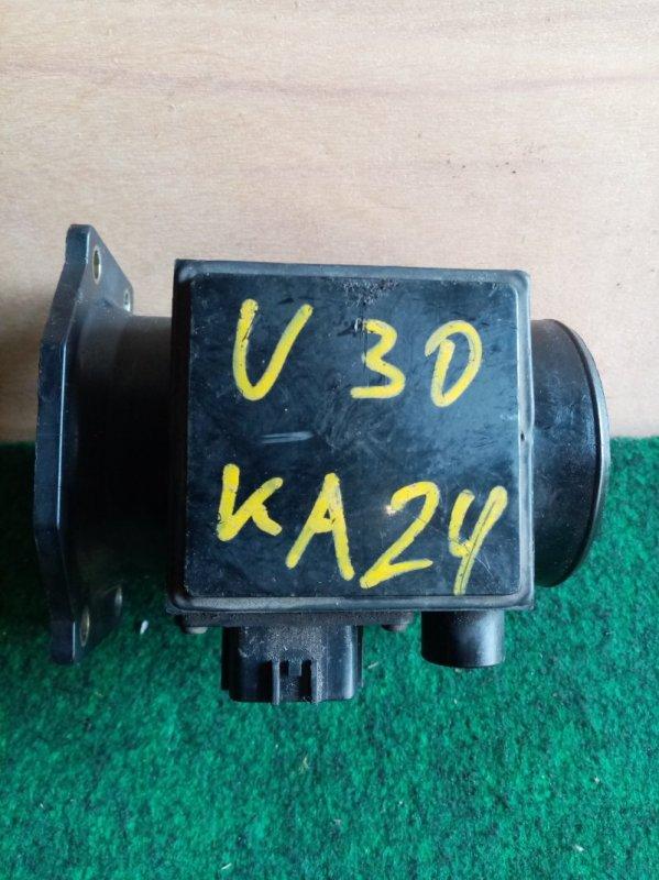 Датчик расхода воздуха Nissan Bassara U30 (б/у)