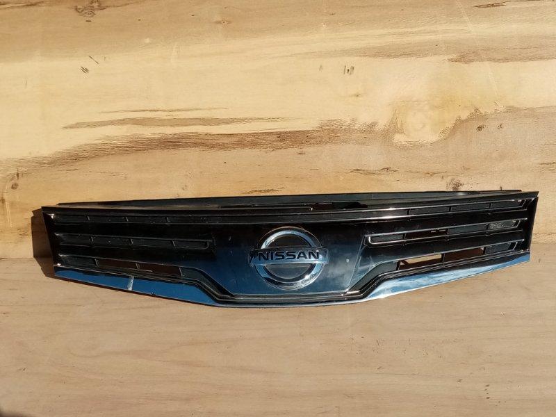 Решетка радиатора Nissan Note E11 (б/у)