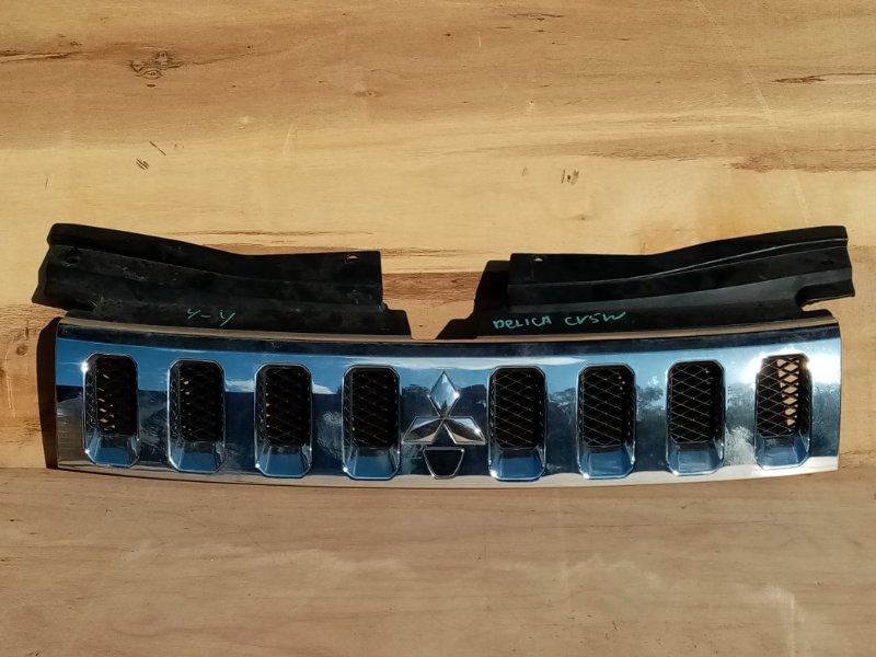 Решетка радиатора Mitsubishi Delica CV5W (б/у)