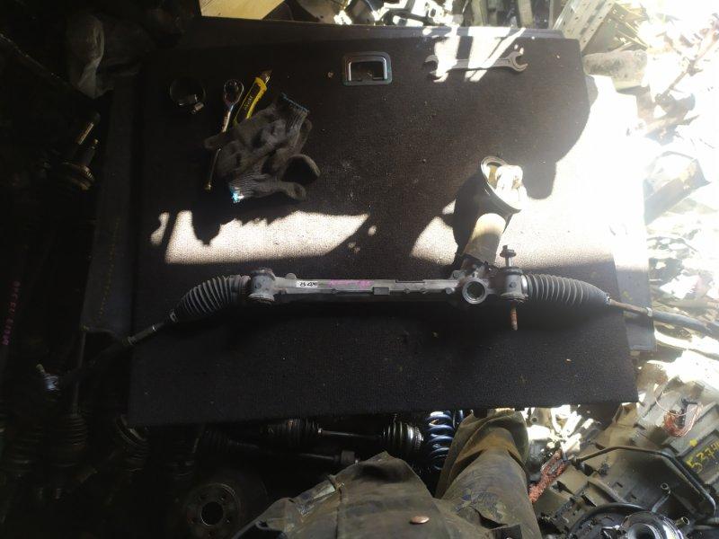 Рулевая рейка Toyota Vitz NCP135 1NR (б/у)
