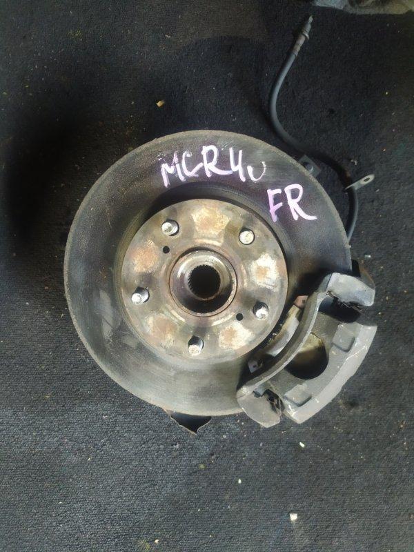Ступица Toyota Estima MCR40 1MZFE передняя правая (б/у)