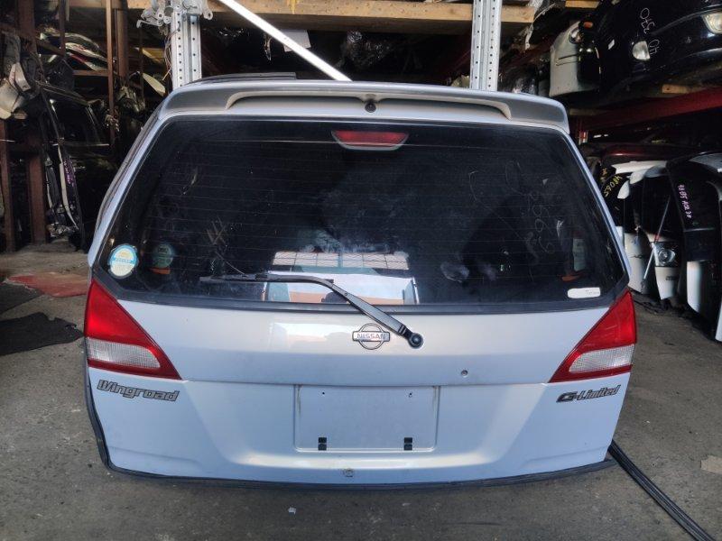 Дверь 5-я Nissan Wingroad WHNY11 (б/у)