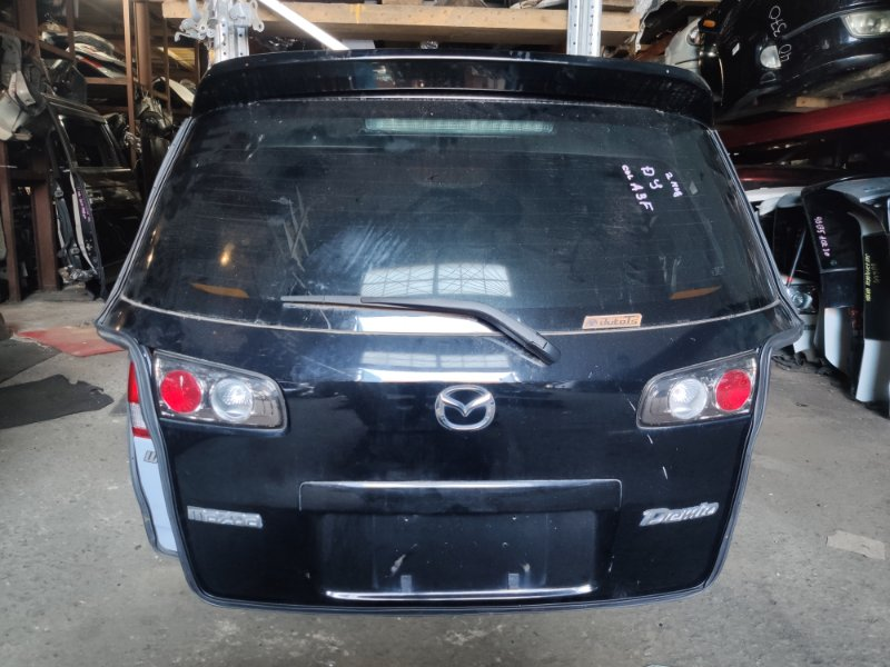 Дверь 5-я Mazda Demio DY3W (б/у)