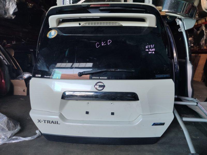 Дверь 5-я Nissan X-Trail NT31 (б/у)
