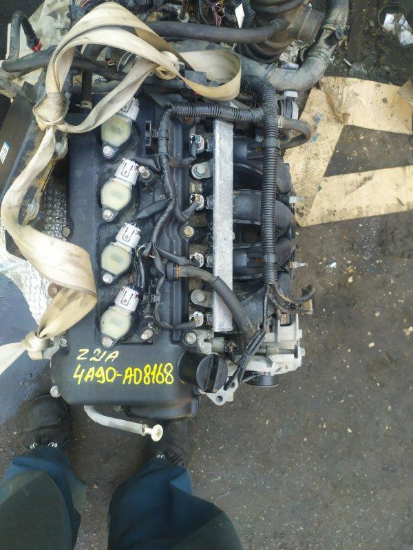 Двигатель Mitsubishi Colt Z21A 4A90 (б/у)