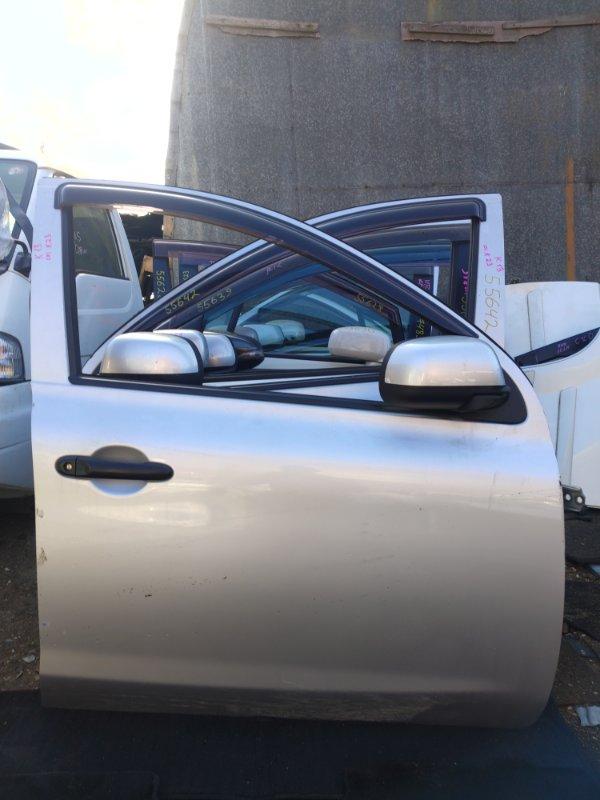 Дверь Nissan March K13 передняя правая (б/у)
