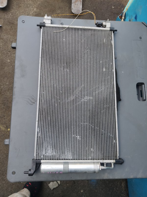 Радиатор кондиционера Mitsubishi Lancer VY12 (б/у)