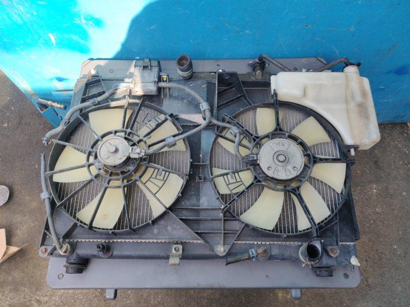 Радиатор охлаждения Toyota Estima ACR40 2AZ (б/у)