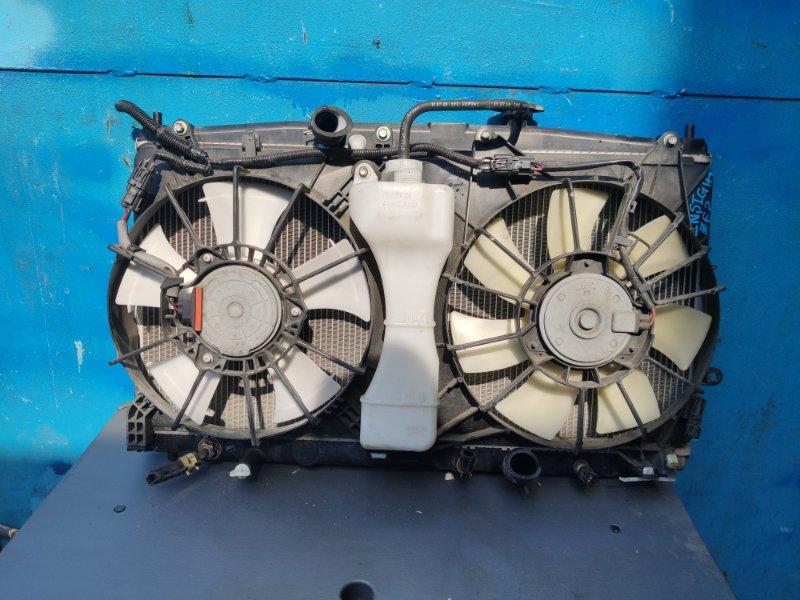 Радиатор охлаждения Honda Insight ZE2 LDA (б/у)