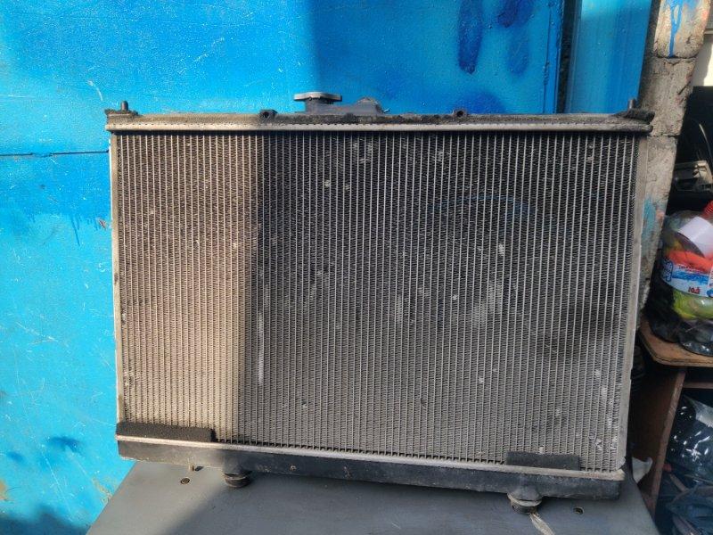 Радиатор охлаждения Mitsubishi Chariot Grandis N84W 4G64 (б/у)