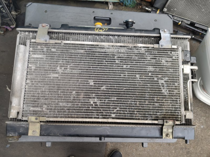 Радиатор охлаждения Mazda Atenza GG3S L3 (б/у)