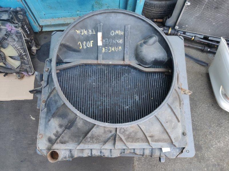 Радиатор охлаждения Hino Ranger Truck (б/у)