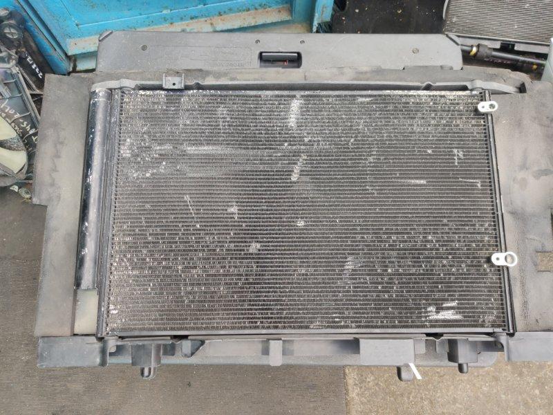 Радиатор охлаждения Toyota Mark X Zio ANA10 2AZ (б/у)