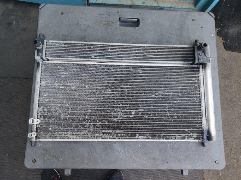 Радиатор кондиционера Toyota Prius ZVW30 2ZR (б/у)