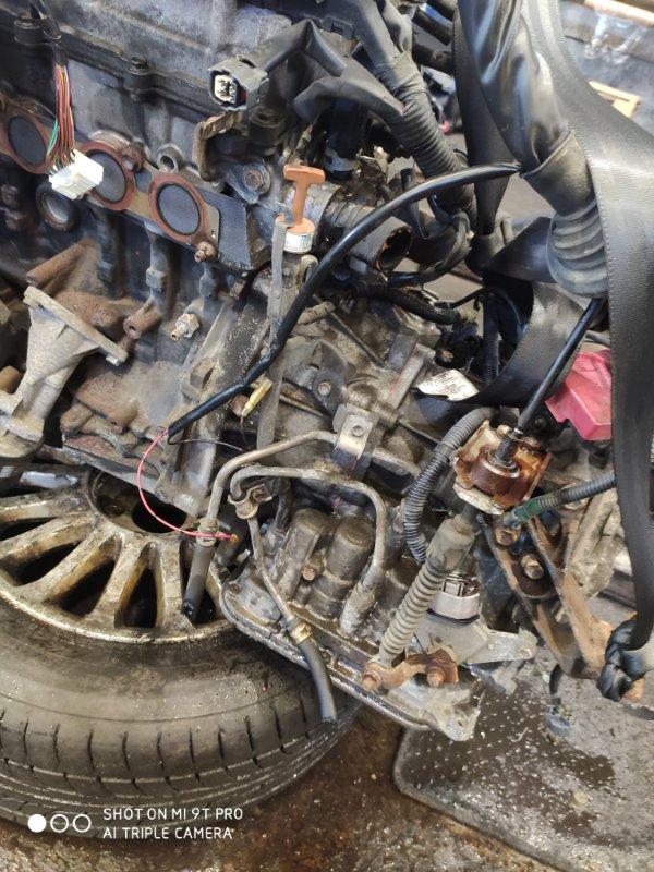 Акпп Toyota Vitz SCP10 1SZ (б/у)