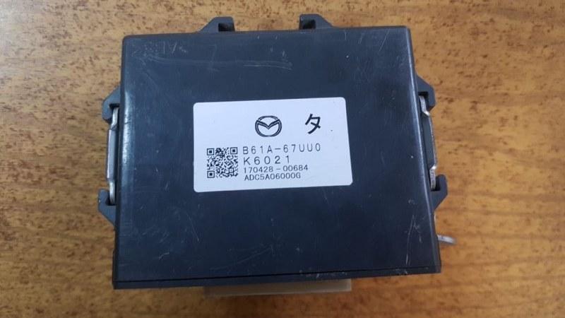 Электронный блок Mazda Axela BM5FS P5 (б/у)