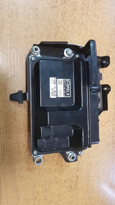 Блок efi Mazda Axela BM5FS P5 2017 (б/у)