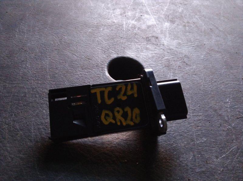 Датчик расхода воздуха Nissan Serena TC24 QR20 (б/у)