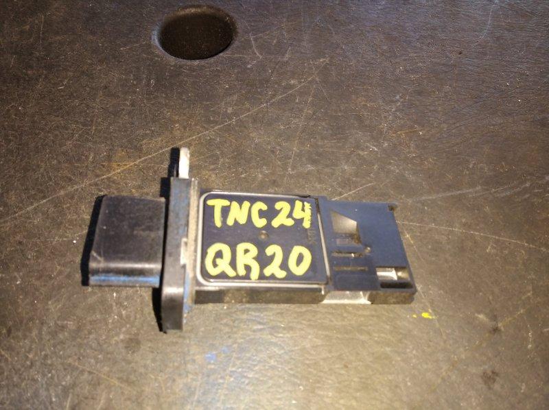 Датчик расхода воздуха Nissan Serena TNC24 QR20 (б/у)